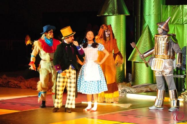 """Musical """"O Mágico de Oz"""" faz nova apresentação no Theatro Via Sul"""