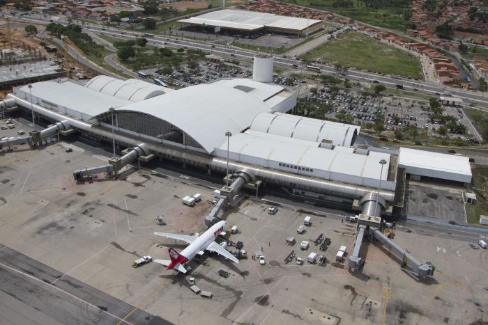 Movimentação recorde nos aeroportos do Ceará