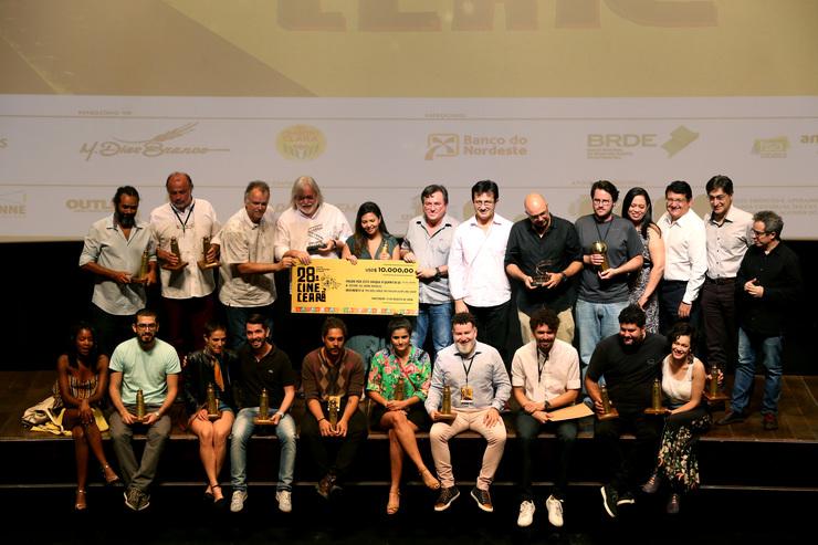 """""""Petra"""" foi o grande vencedor do 28º Cine Ceará"""