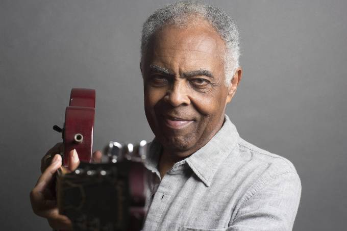 Gilberto Gil se apresenta aos 60 anos do Cineteatro São Luiz