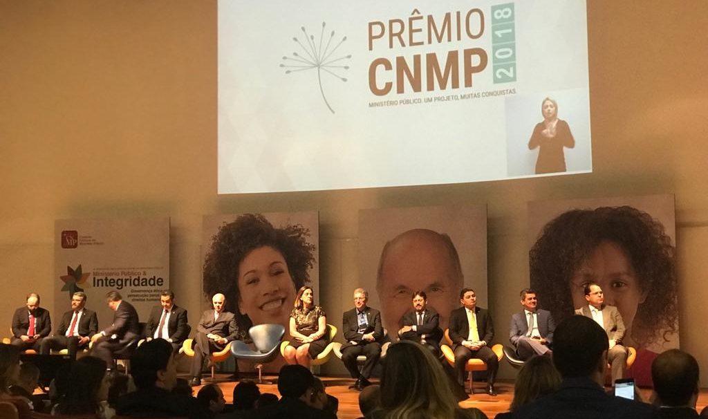 MP do Ceará conquista três prêmios nacionais por projetos inovadores