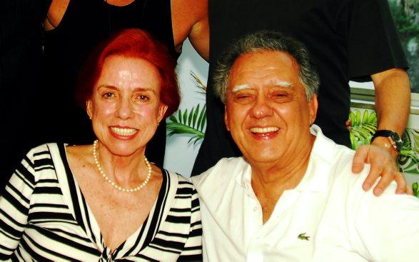 Lucy e Luiz Carlos Barreto são homenageados com o prêmio Fenix