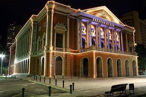 Teatro da Paz: Belém do Pará