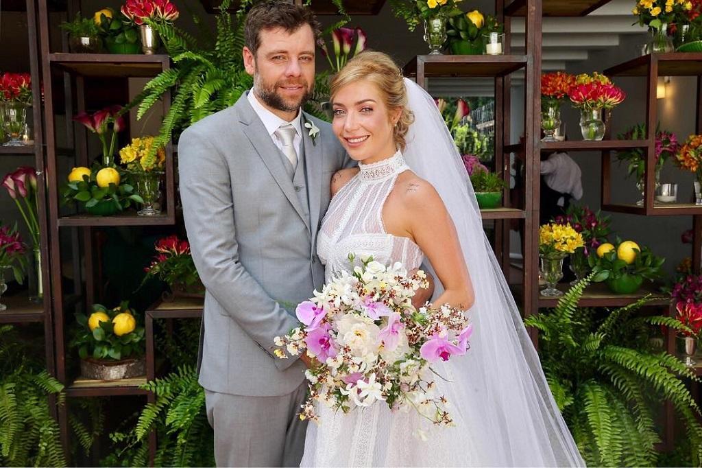 Casamento de Luíza Possi e Cris Gomes