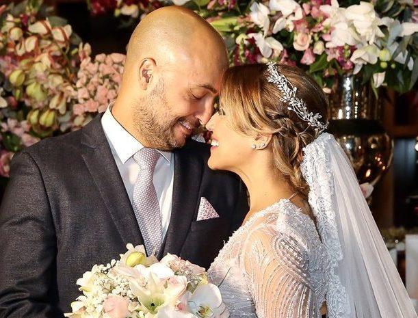 Camila Camargo se casa com Leonardo Lessa