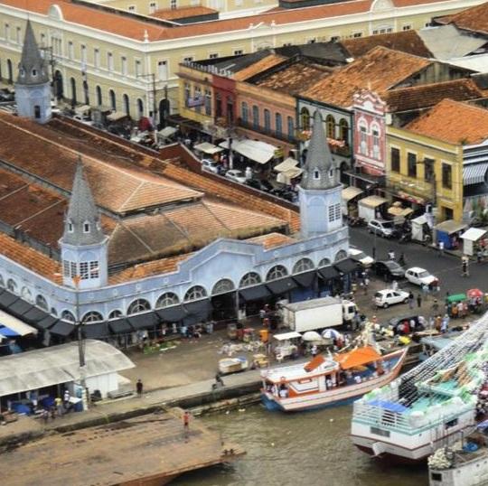 Mercado Ver-o-Peso – Belém do Pará