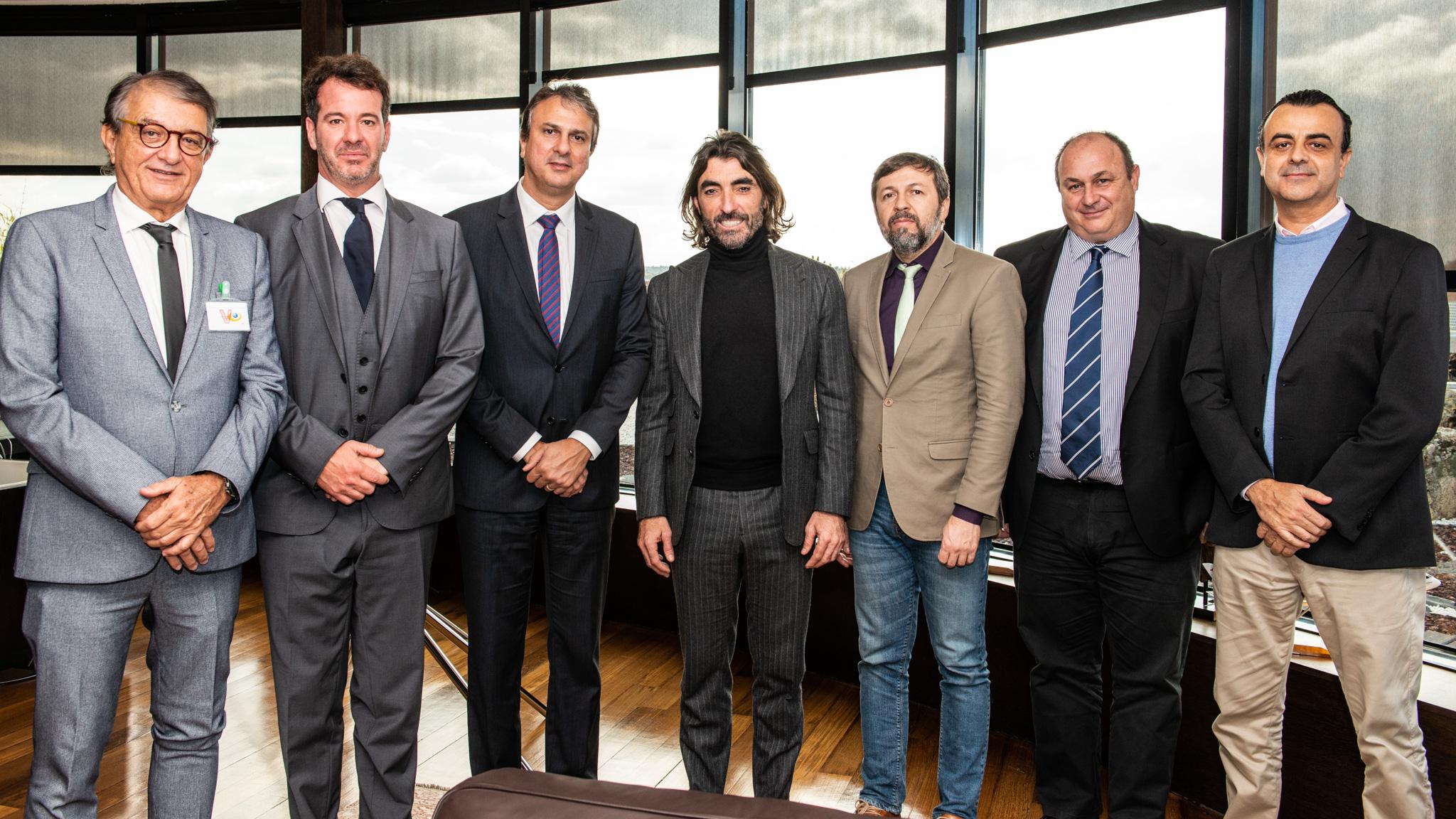 HUB Aéreo – Dois novos voos semanais, de Fortaleza a Madrid na Espanha