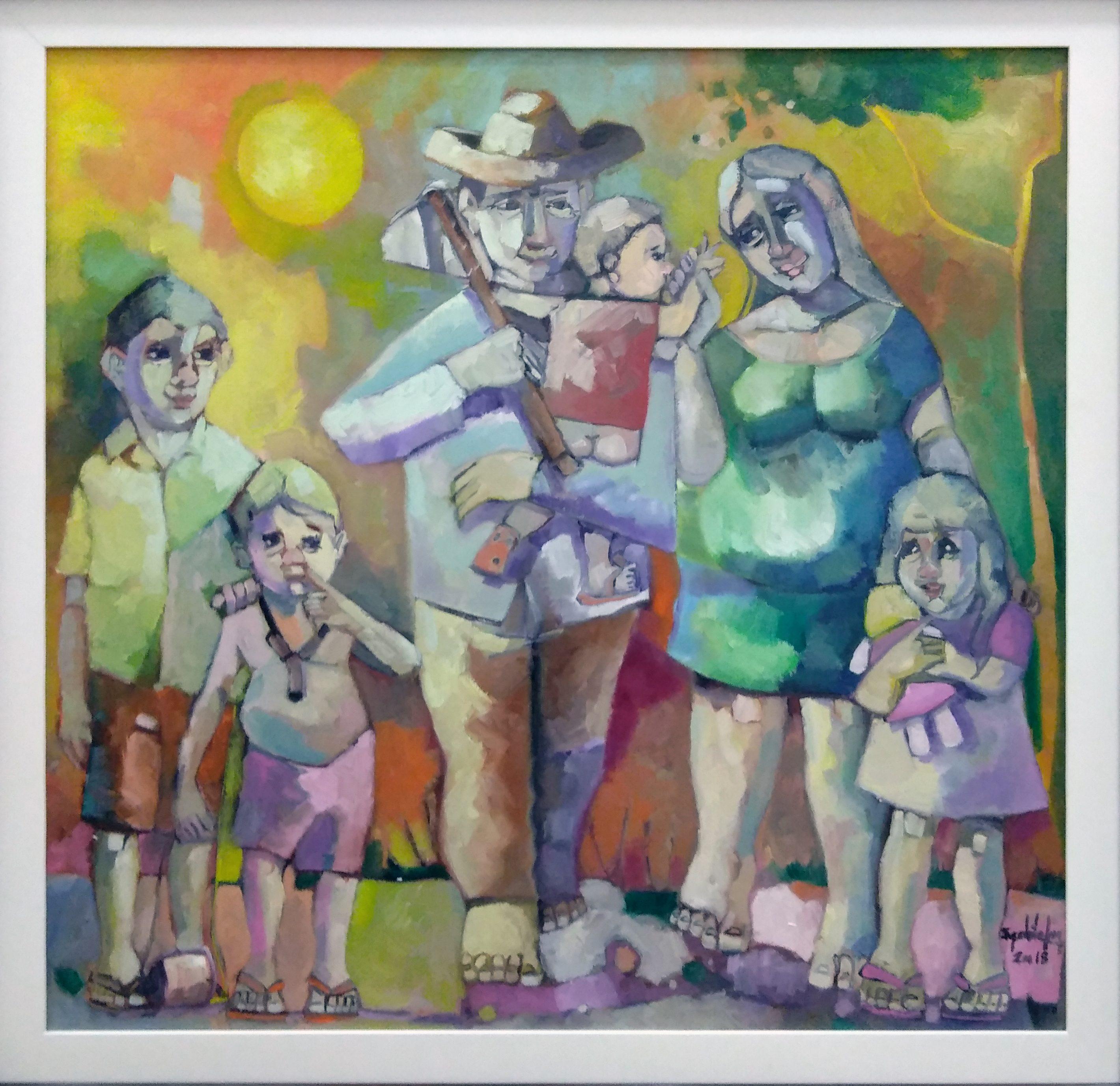 10ª Exposição Coletiva de Obras de Arte Amigos em Ação
