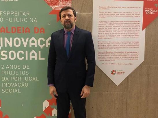 Élcio Batista cumpre agenda oficial de inovação e práticas digitais na Europa