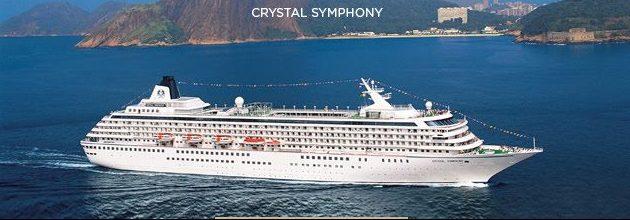 Cruzeiro – Crystal Cruises – América do Sul 2019