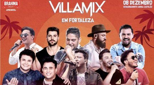 Plano Operacional para o Villa Mix Fortaleza 2018