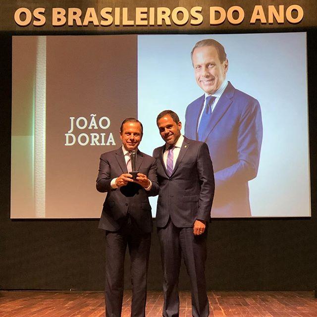 Brasileiro do Ano – João Doria
