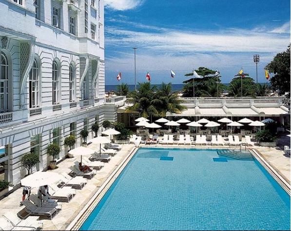 Copacabana Palace já disponibiliza pacotes para 2022!
