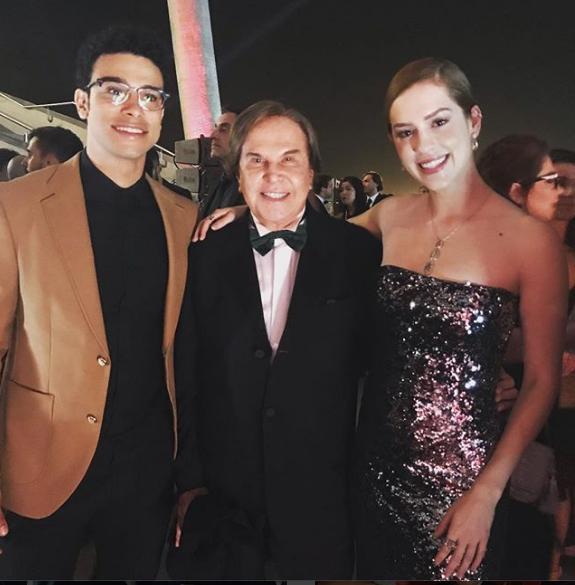Red Carpet – Gala da Revista CARAS