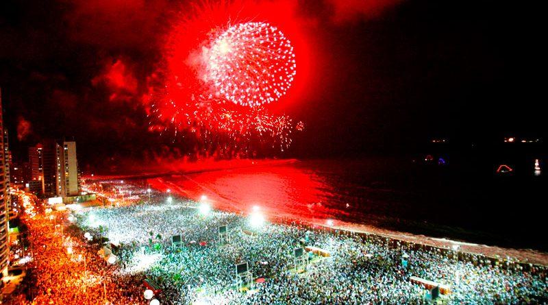 Prefeitura de Fortaleza anuncia atrações do Réveillon 2019