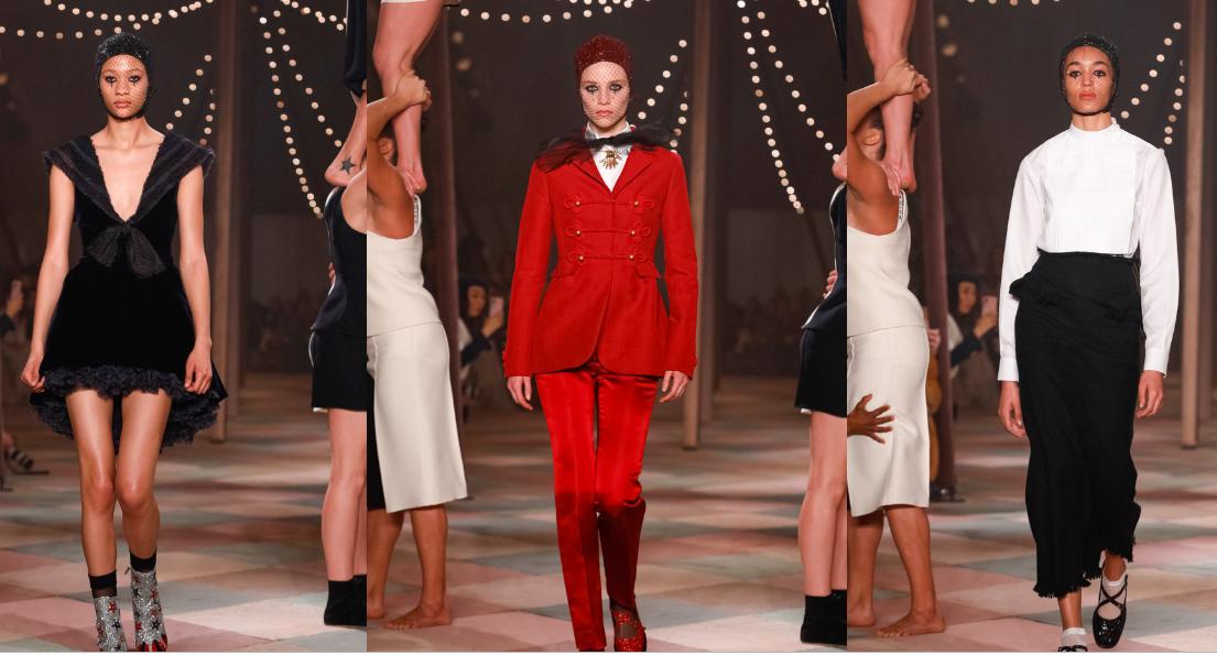 Desfile de alta-costura da Dior – Verão 2019