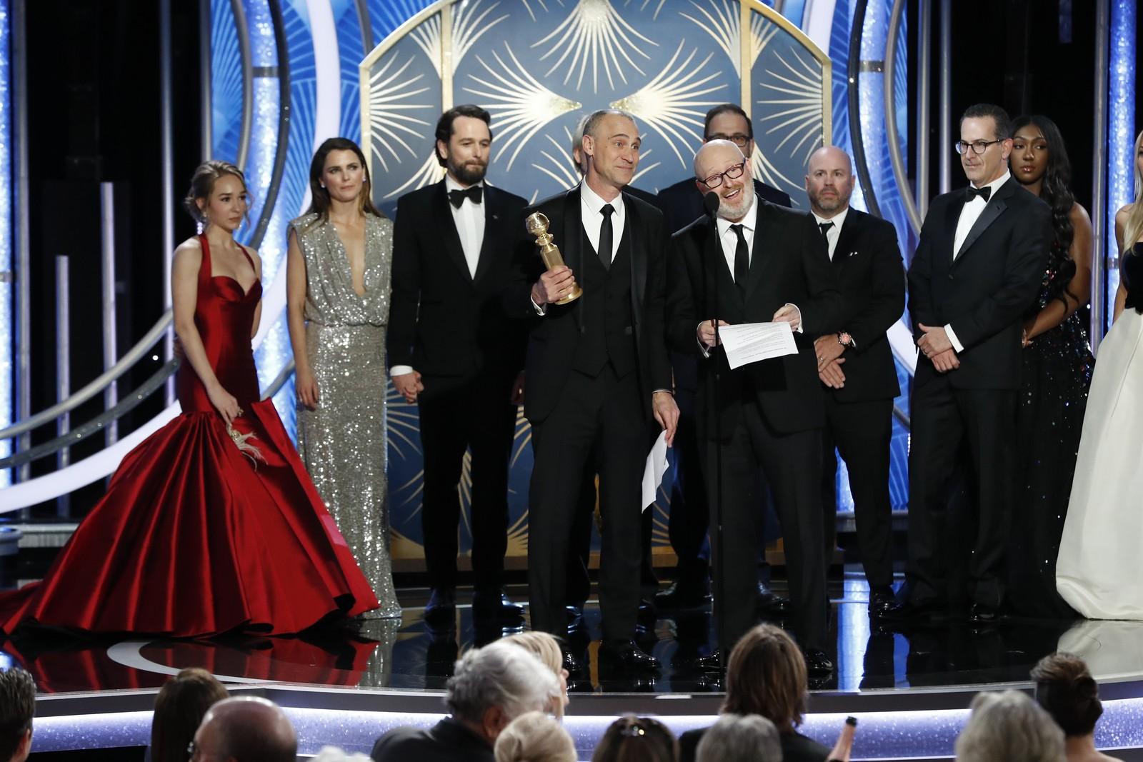 GLOBO DE OURO 2019 – Prêmio anual dado aos melhores da TV e cinema