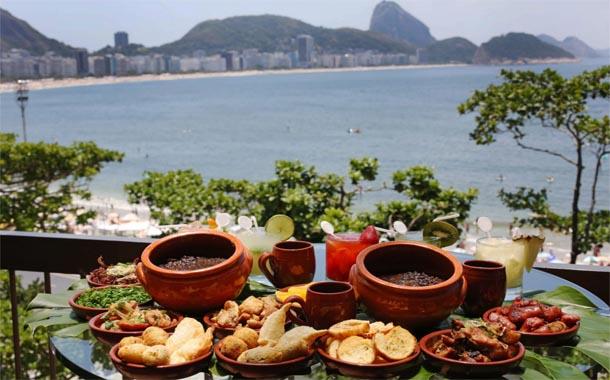 Gastronomia atrai turistas no Brasil