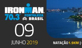 Ironman Fortaleza 2019 abre inscrições a partir da segunda-feira (14).