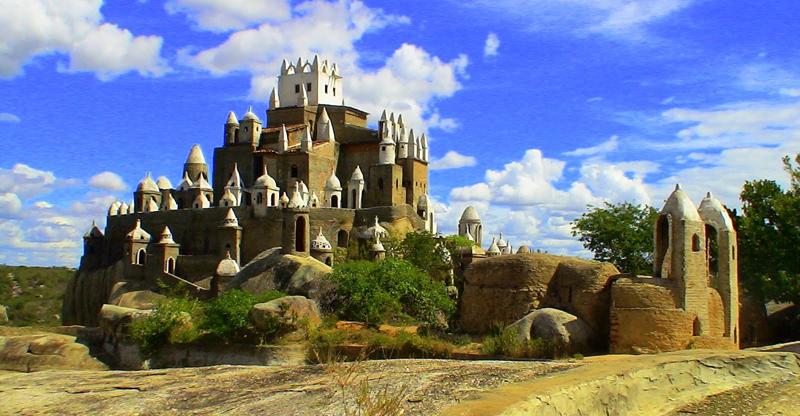 Turismo pelo Brasil – Castelo do Zé dos Montes, no Rio Grande do Norte
