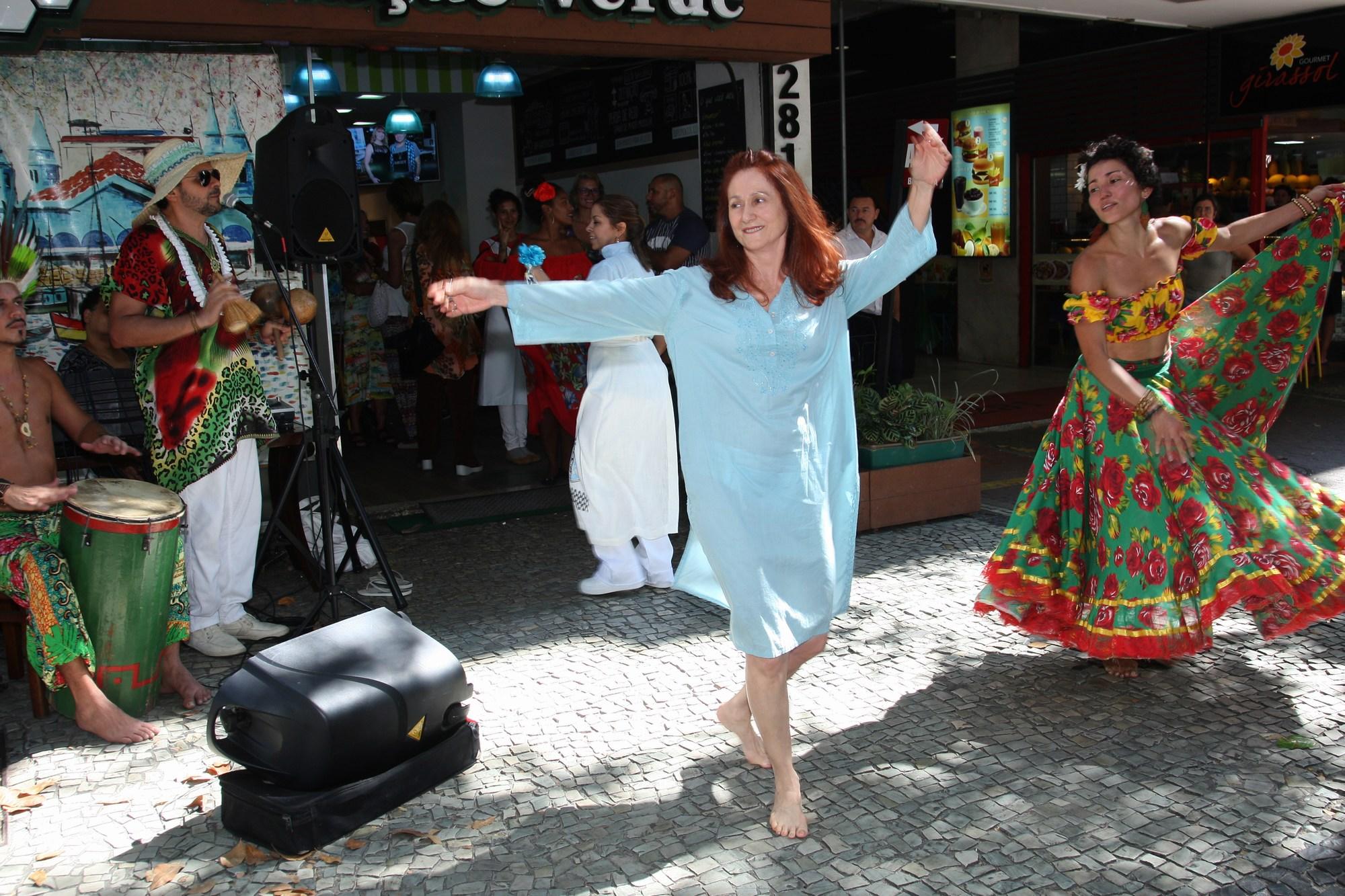 E o Pará aterrizou no Rio mais uma vez, e foi um sucesso!