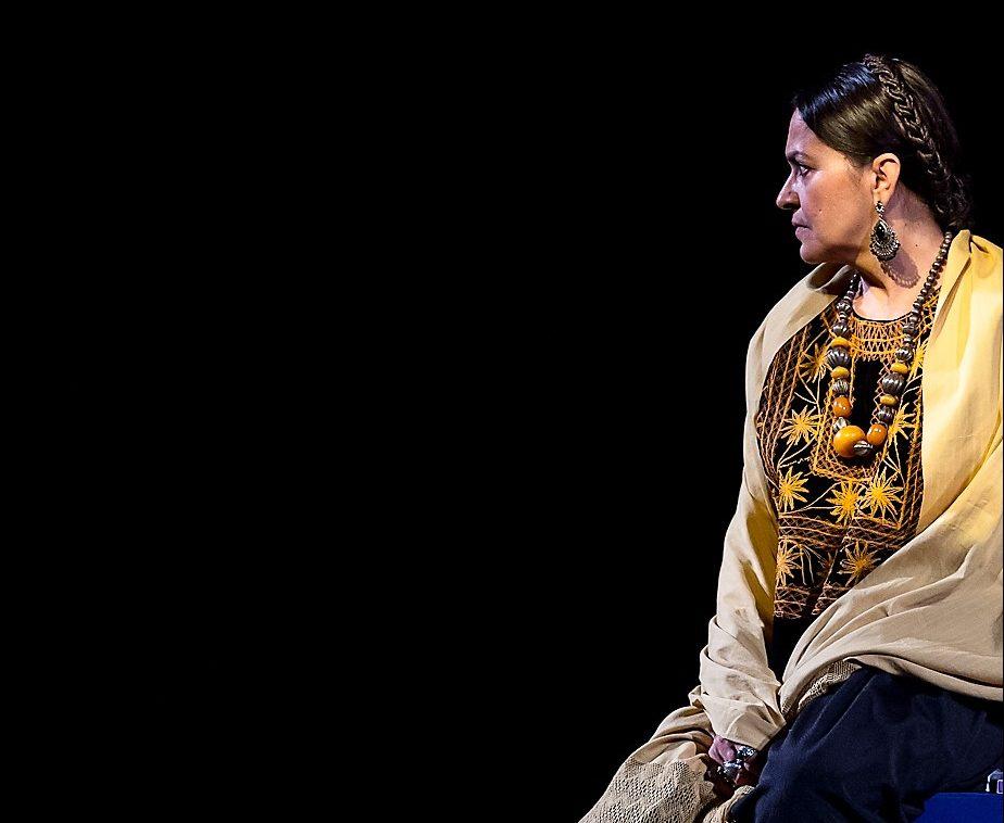 """O espetáculo """"Frida Kahlo – A deusa tehuana"""" chega ao Theatro Via Sul"""