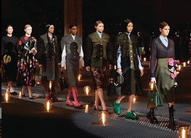 highlights da Semana de Moda de Milão: as trends de Gucci, Prada e Fendi
