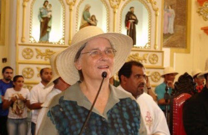 Irmã Anette ganha título de Doutor Honoris Causa da Urca, em Juazeiro