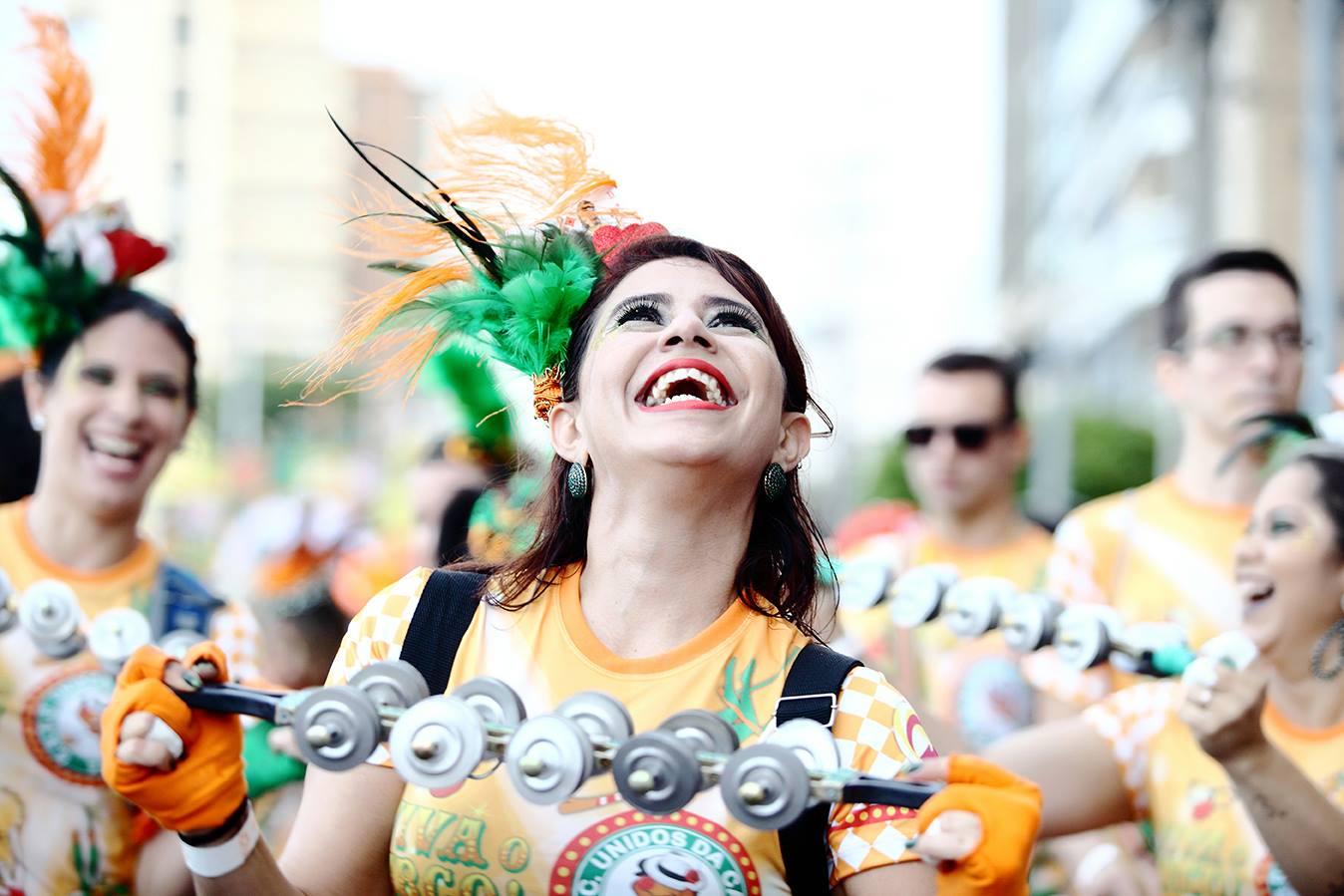 Prefeitura de Fortaleza divulgada atrações para o Carnaval de Fortaleza