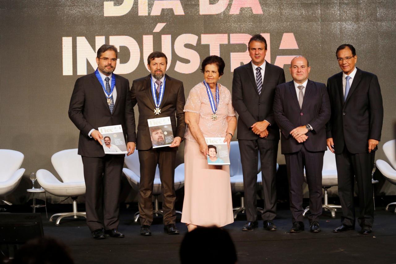 Celebração ao 'Dia da Indústria' contou com presenças ilustres