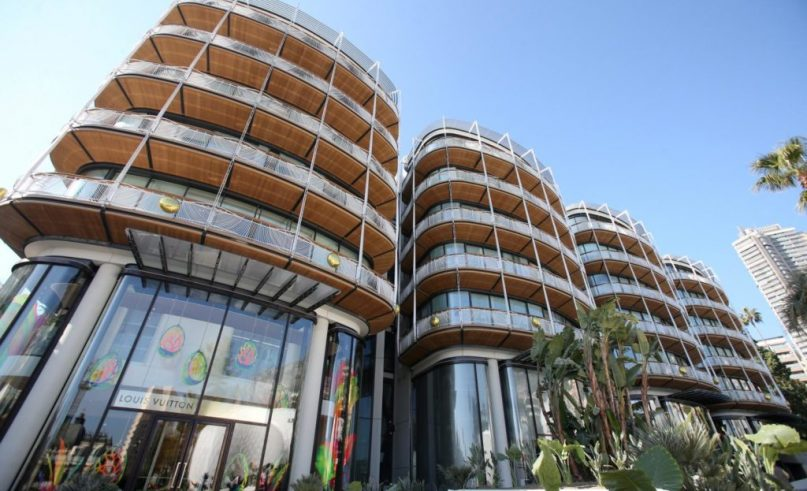 One Monte-Carlo o mais exclusivo distrito da Riviera Francesa abre ao público