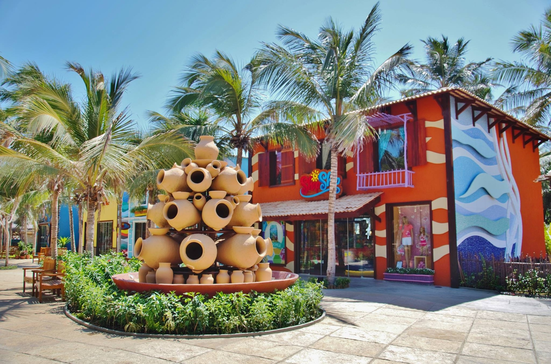 Vila Azul do Mar tem programação diversa e gratuita no último fim de semana de março