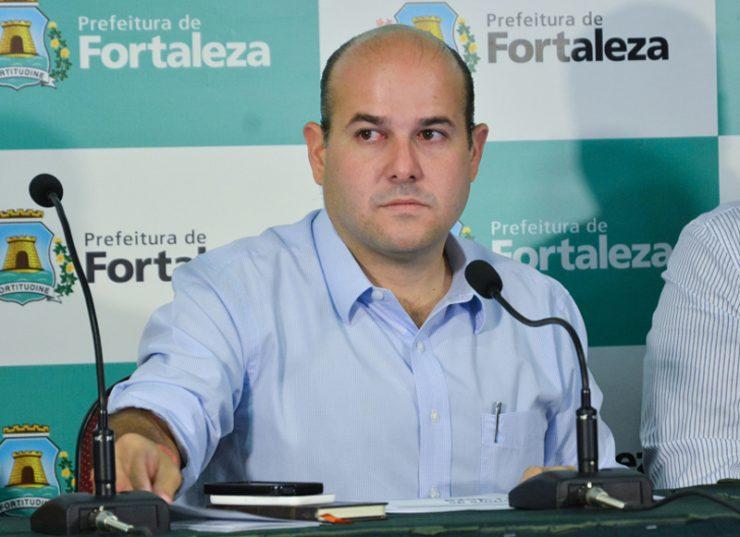 Prefeito de Fortaleza lançará plano de renegociação de dívidas tributárias na quarta, 15