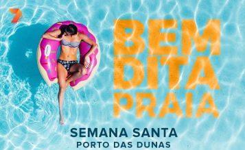 'BemDita Praia' reúne música e esporte em novo conceito de evento
