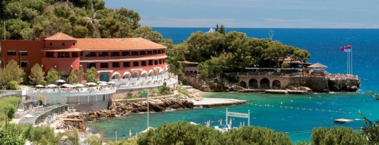 Le Tigre Monte-Carlo, um novo paraíso de bem-estar em um cenário espetacular, nas bordas das perfumadas florestas de pinheiros do Mediterrâneo
