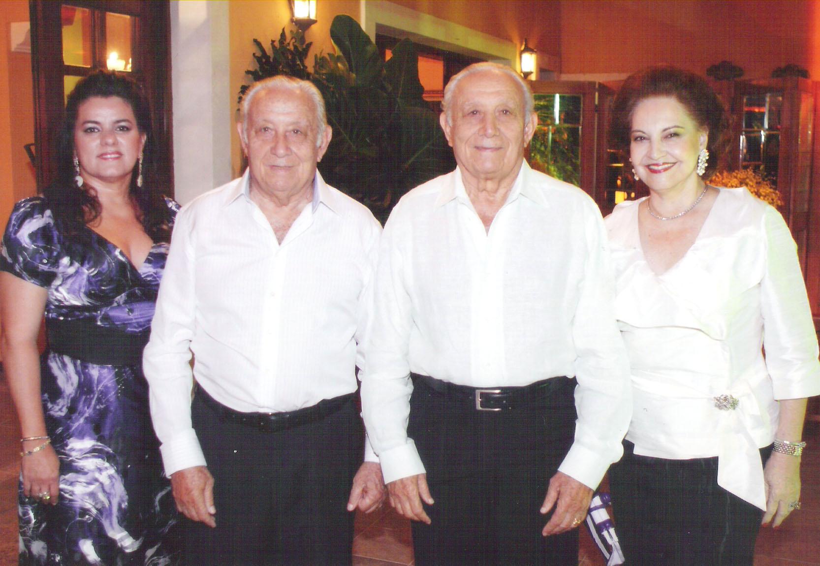 Seguindo a longínqua tradição Adauto e Humberto Bezerra comemoram os 93 anos