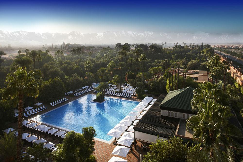 Marrakech: Hotel La Mamounia