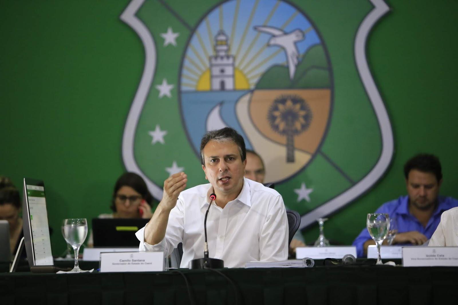 Governador vai sancionar lei que institui Programa Ceará Atleta como política pública