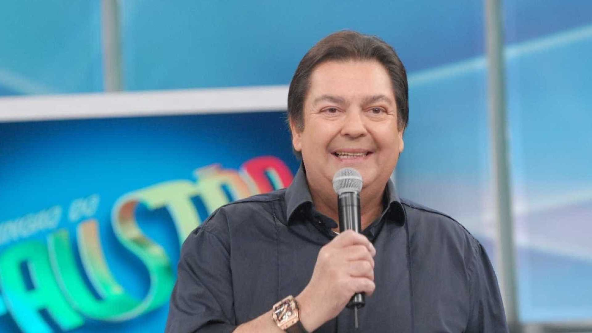 Faustão acerta com a Band e vai comandar programa na emissora