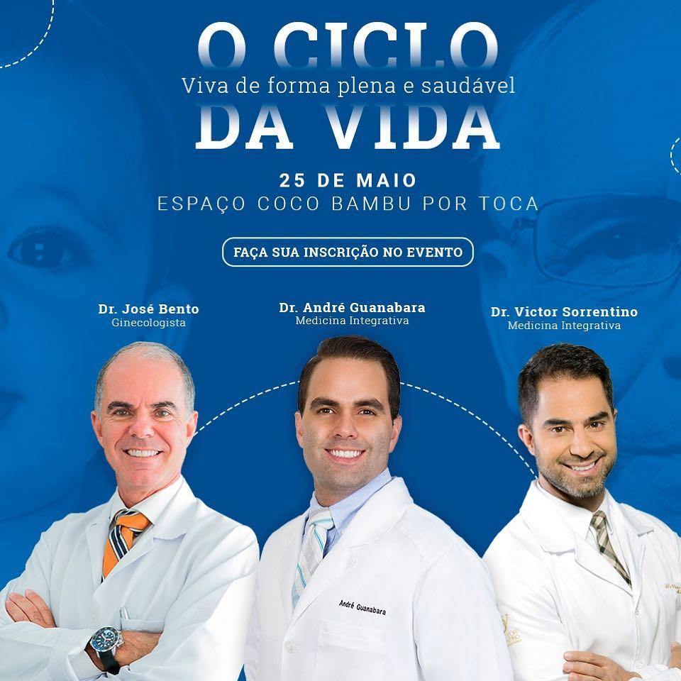 Instituto André Guanabara e Farmácia Evidence promovem o encontro 'O Ciclo da Vida,' em Fortaleza