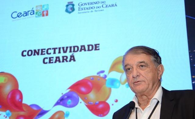 Arialdo Pinho participou do 1° Encontro de Líderes
