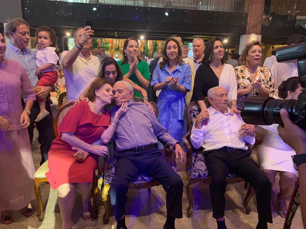 Adalto e Humberto Bezerra: 93 anos de muitas histórias