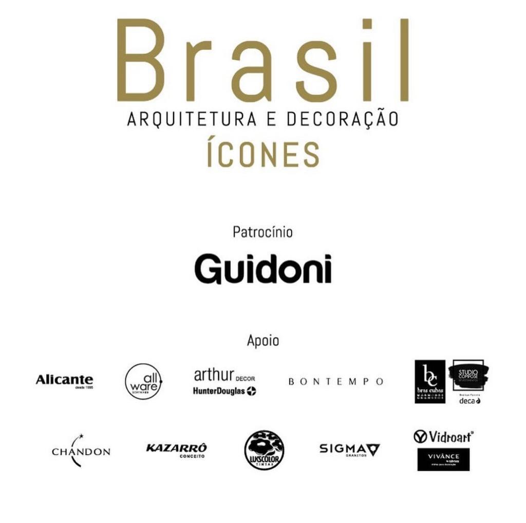 """O grande arquiteto Mario Sergio lança o livro """"Brasil Arquitetura e Decoração ÍCONES"""""""