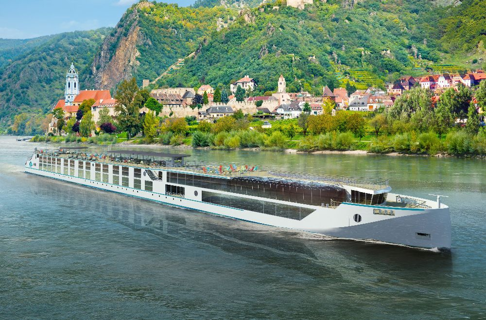 Crystal Debussy: Amsterdã a Basileia por Pier 1 Cruise Experts