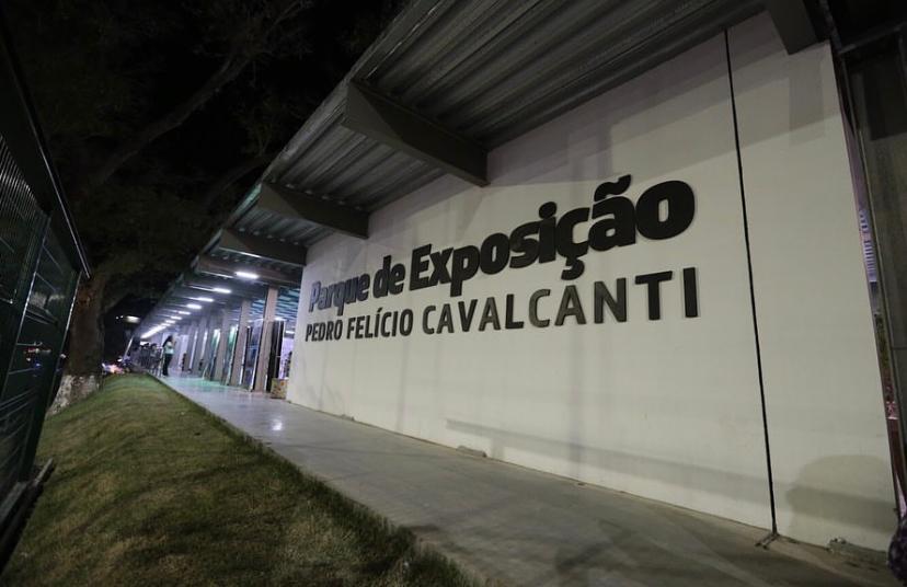 Camilo Santana esteve presente na 68ª edição da Expocrato