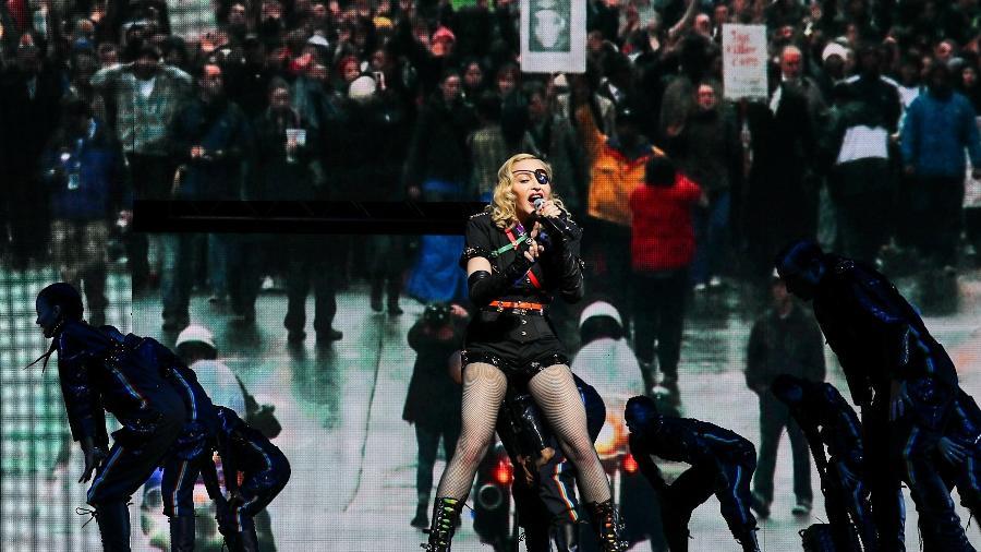 Madonna agita o WorldPride com show em NY