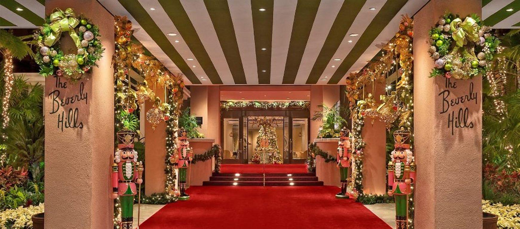 The Beverly Hills Hotel apresenta em toda a lendária propriedade ofertas e experiências inspiradas no bem-estar