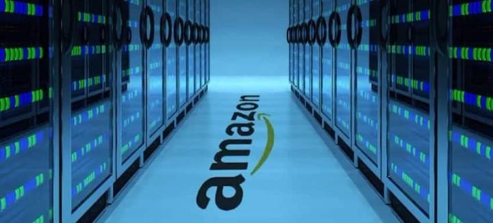 Datacenter da Amazon