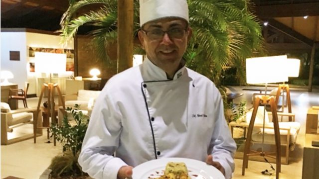 Chef Manoel Mariano