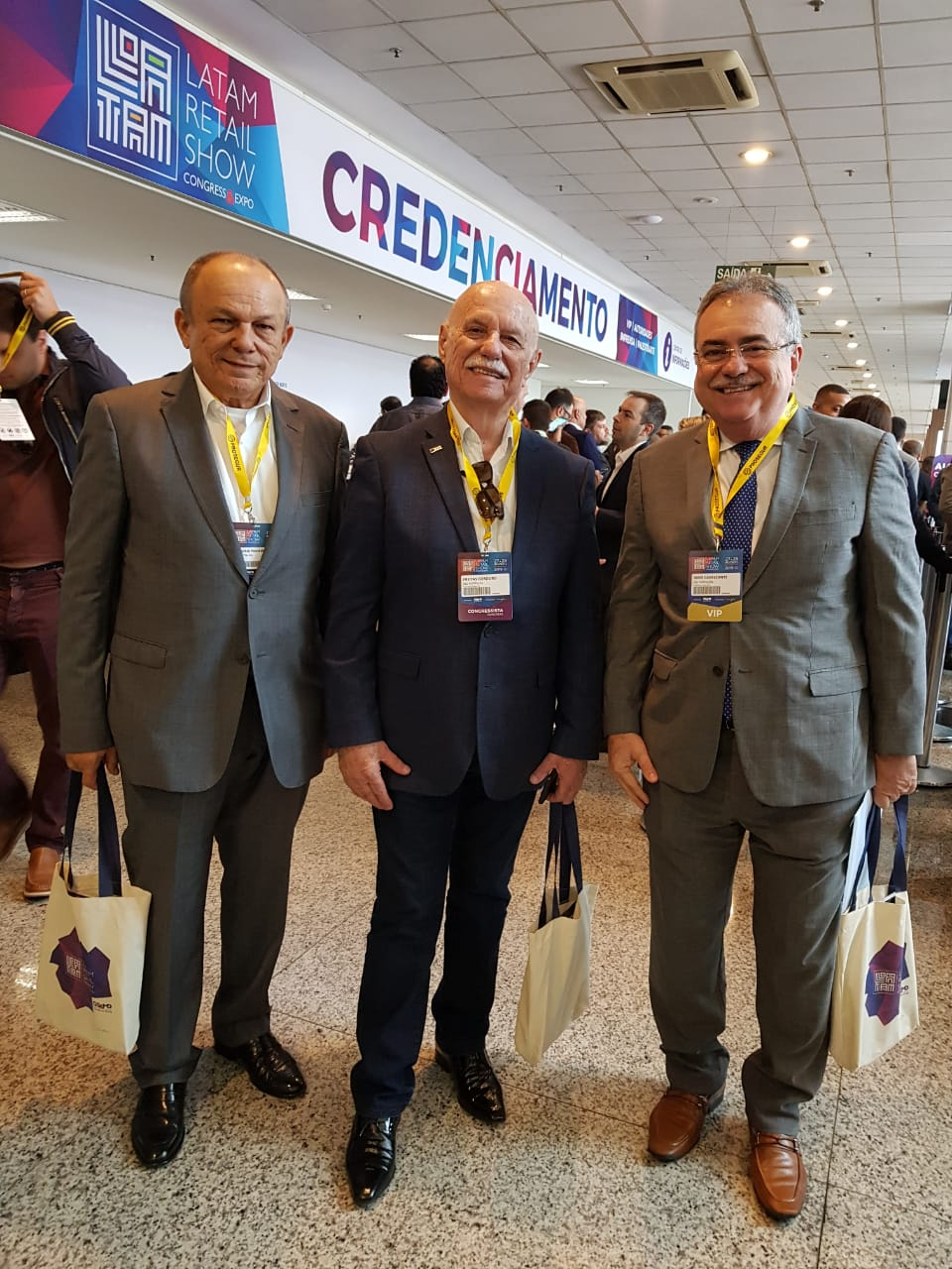 Honório Pinheiro participa em São Paulo do maior encontro de varejo da América Latina